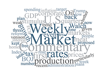 Weekly Market Commentary May 1, 2017