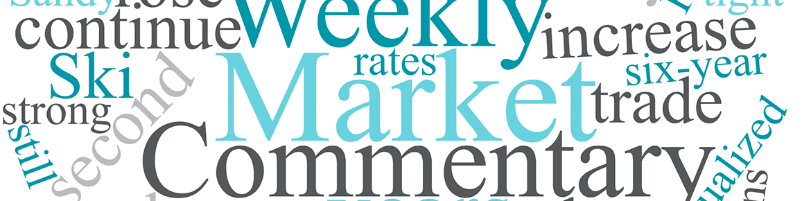 Weekly Market Commentary August 6, 2018