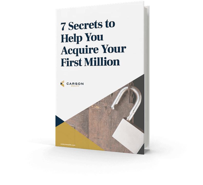 7 Secrets to Help You Acquire Your First Million