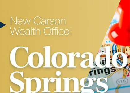 $70M AUM Advisor Beth Walker Joins Carson Wealth